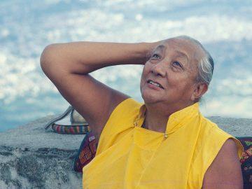 Kyabje Dilgo Khyentse Rinpoche Nepal