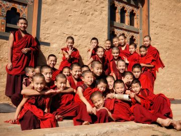 34-David-Lazar-Bhutanese-Monks