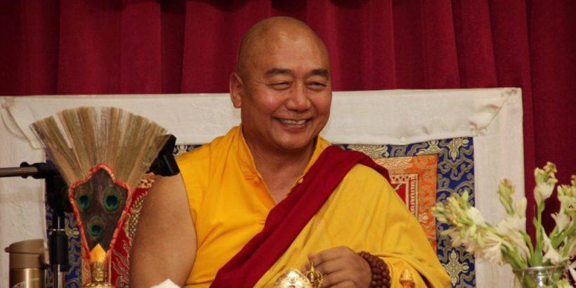 Rigzin Dorje Rinpoche