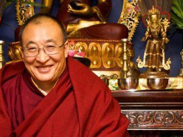 Shar Khentrul Rinpoche