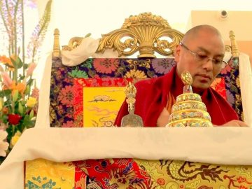 Hungkar Rinpoche