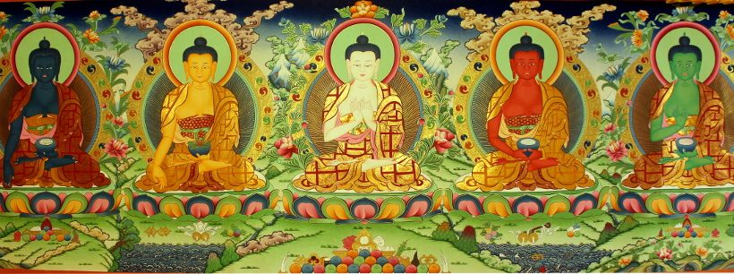 five-dyni-buddha-1