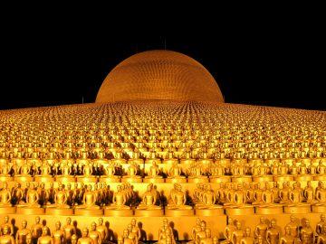 Chùa Phra Dhammakaya Thái lan